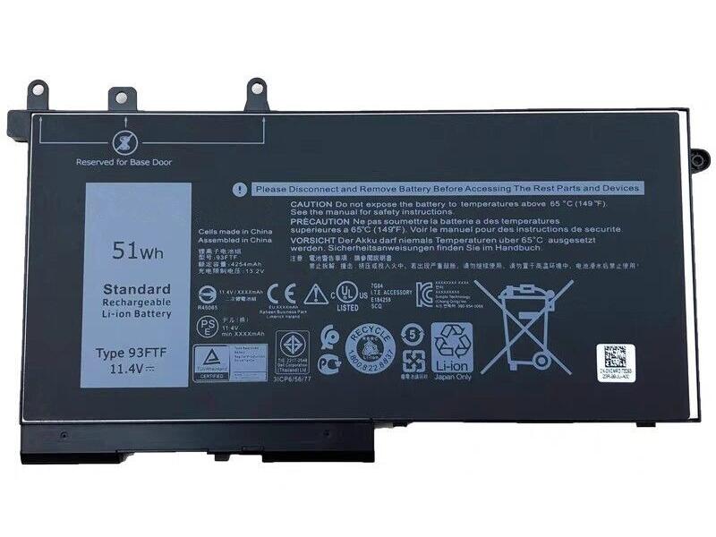 Batteria Dell D4CMT