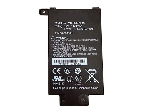 Amazon MC-354775-03 Batteria
