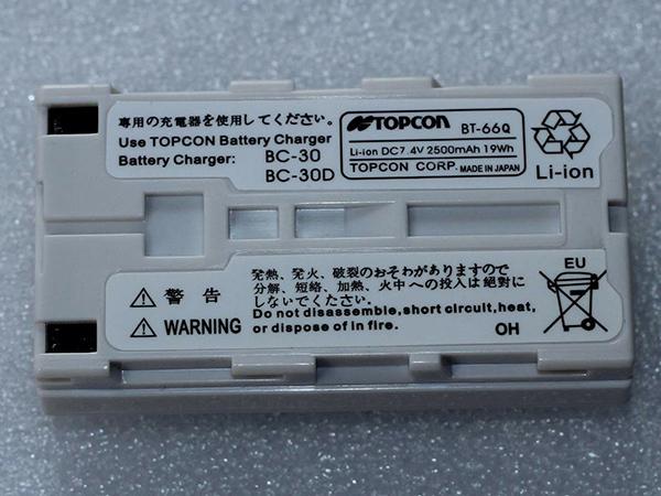 Batteria TOPCON BT-61Q