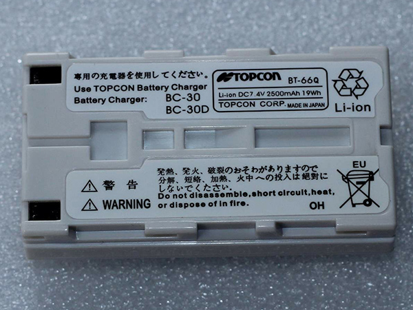 Batteria TOPCON BC-30